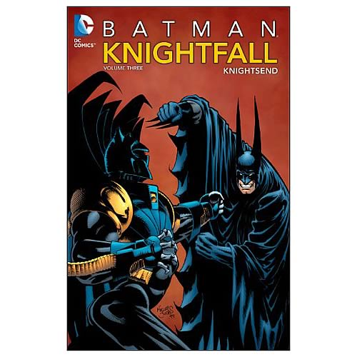 Batman Knightfall New Edition Graphic Novel
