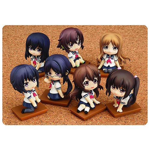 Photo Kano Nendoroid Petites Action Figure 8-Pack