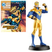 DC Superhero Best Of Booster Gold Figure with Magazine #31