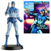 DC Superhero Best Of Blue Beetle Figure with Magazine #41