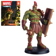 Marvel Fact Files Spec. #29 Planet Hulk Statue with Magazine