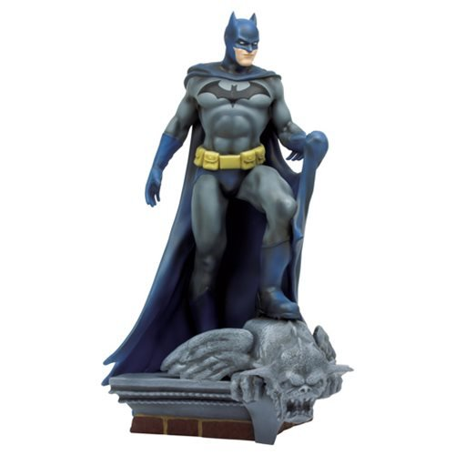 DC Superhero Best Of Special Mega Batman Figure with Mag. #4