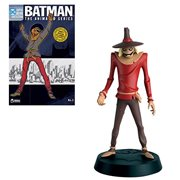 Batman TAS Scarecrow Figure with Coll. Mag. Series 2 #2