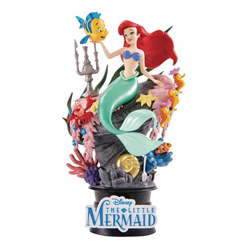 The Little Mermaid DS-012 Dream Select 6-Inch Statue - Previews Exclusive
