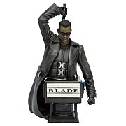 Marvel Blade Movie Fine Art Bust