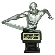 Marvel Fantastic Four Movie Silver Surfer Fine Art Bust