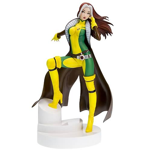 Marvel Rogue Bishoujo Long Coat Version Statue