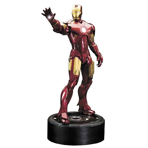 Iron Man 2 Mark IV Artfx Statue Sculpture