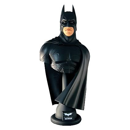 Batman: The Dark Knight 1:4 Scale Batman Bust
