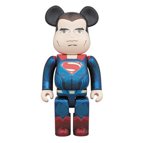 Batman v Superman Superman 1000% Bearbrick Figure