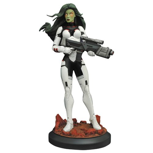 Guardians of the Galaxy Gamora Premier Collection Statue