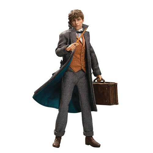 Fantastic Beasts 2 Newt Scamander 1:8 Scale Action Figure