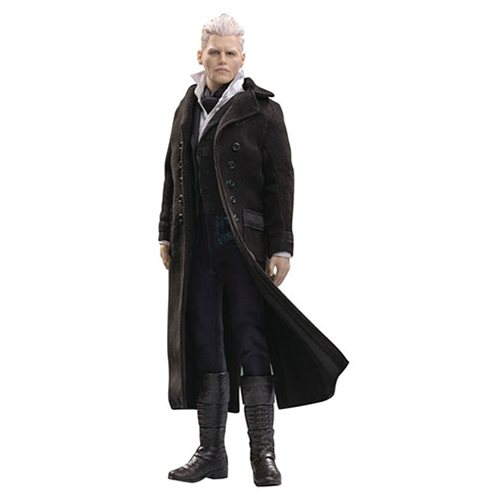 Fantastic Beasts 2: The Crimes of Grindelwald Gellert Grindelwald 1:8 Scale Action Figure