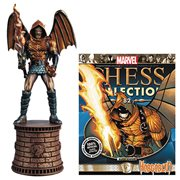 Marvel Hobgoblin Black Knight Chess Piece with Magazine #82