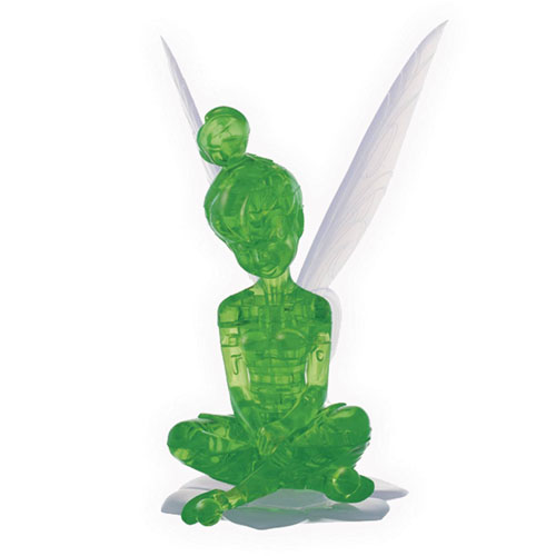 Peter Pan Tinker Bell 3D Crystal Puzzle Mini-Figure