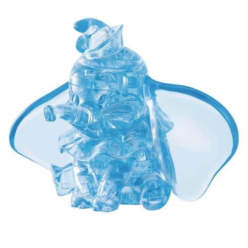 Dumbo 3D Crystal Puzzle Mini-Figure