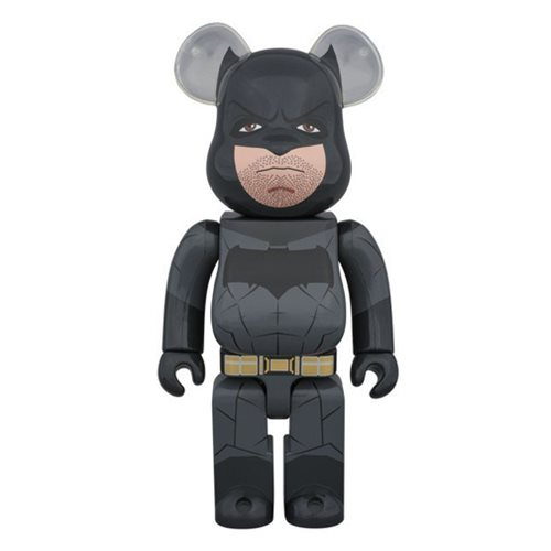 Batman v Superman Batman 1000% Bearbrick Figure