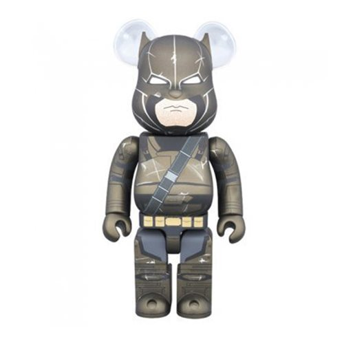 Batman v Superman Armored Batman 400% Bearbrick Figure