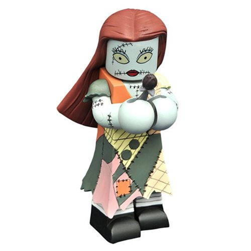 Nightmare Before Christmas Sally Vinimate Figure