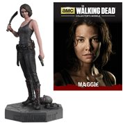 The Walking Dead Maggie Figure with Collector Magazine #16