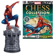 Amazing Spider-Man White King Chess Piece with Magazine #83