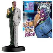 DC Superhero Two-Face Best Of Figure with Magazine #19
