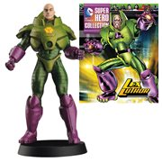 DC Superhero Lex Luthor Best Of Figure with Magazine #20