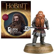 The Hobbit Gloin The Dwarf Figure with Magazine #24