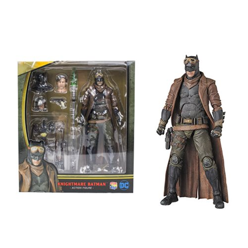 Batman v Superman Knightmare Batman MAF EX Figure PX