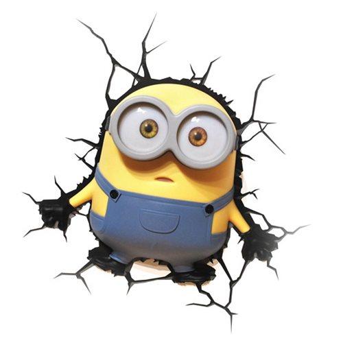Minions Bob 3D Light