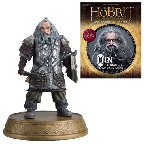 The_Hobbit_Oin_The_Dwarf_At_Lonely_Mountain_Figure_with_Collector_Magazine_26