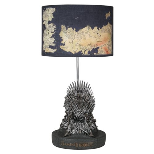 Game of Thrones Iron Throne 2nd Edition Table Lamp