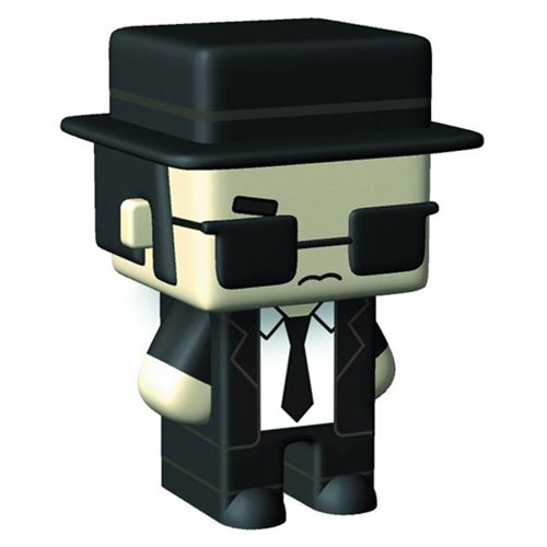 The Blues Brothers Jake Pixel Mini-Figure