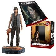Walking Dead Daryl Dixon with Bowling Ball Figure with Mag.