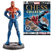 Amazing Spider-Man Spider-UK White Pawn Chess Piece with Mag