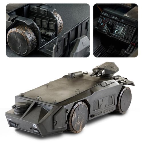 Aliens: Colonial Marines Armored Personnel Carrier 1:18 Scale Vehicle