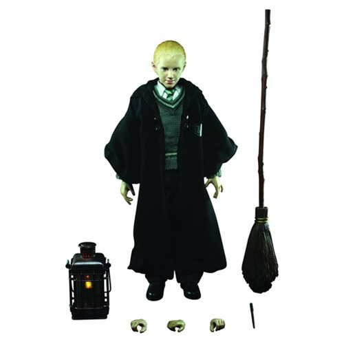 Harry Potter Sorcerer's Stone Draco Malfoy 1:6 Action Figure