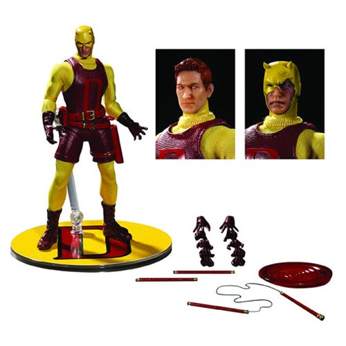Daredevil Yellow One:12 Collective Action Figure-PX