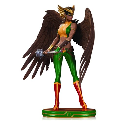 DC Comics Cover Girls Hawkgirl Statue