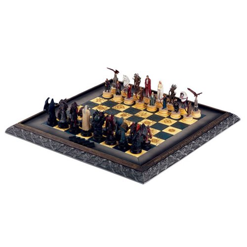 Lord Of The Rings Chess Set 2 Eaglemoss Publications
