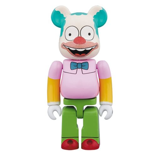 Simpsons Krusty the Clown 400% Bearbrick Figure
