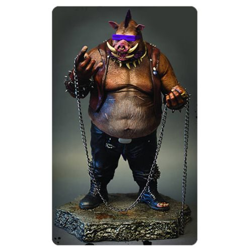 TMNT: Out of the Shadows Bebop 1:5 Scale Statue