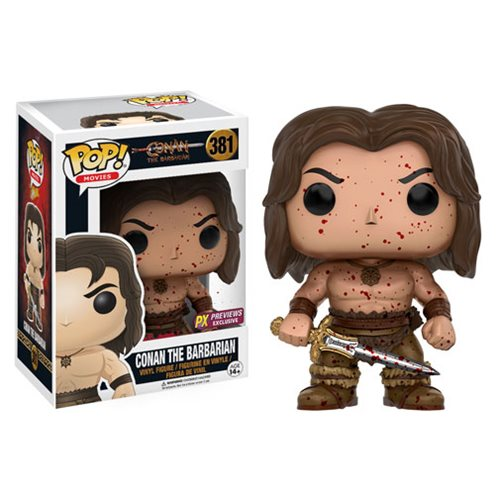 Conan the Barbarian Bloody Conan Pop! Vinyl Figure - PX