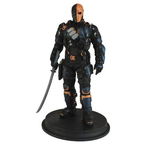 Arrow TV Deathstroke Statue - Previews Exclusive