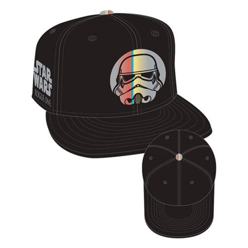 Star Wars Rogue One Stormtrooper 950 Snap Back Cap