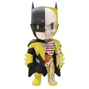 Batman Yellow Lantern XXRAY 4-Inch Vinyl Figure