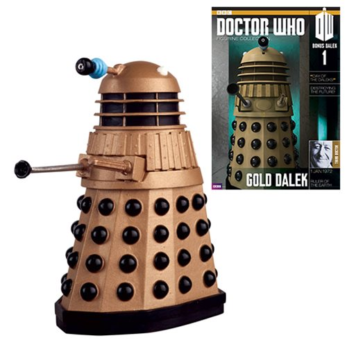 Doctor_Who_Golden_Dalek_Figure_with_Collector_Magazine_1