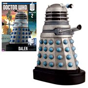 Doctor Who Drone Dalek Figure with Collector Magazine #2
