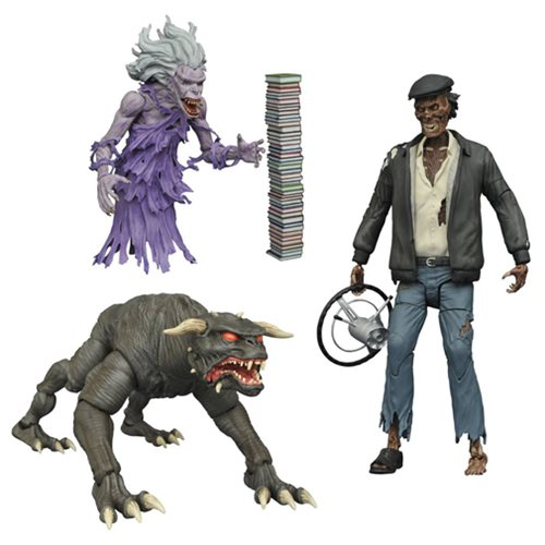 Ghostbusters Select Series 5 Action Figure Set