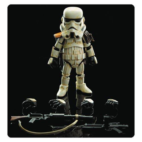 Star Wars Sandtrooper Hybrid Metal Figuration Action Figure